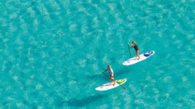 stand up paddle cote bleue